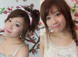 Video: 1 phút với 6 kiểu tóc nhí nhảnh cho mùa hè