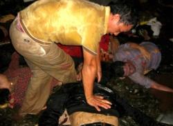 Video toàn cảnh hiện trường vụ tai nạn thảm khốc tại Đắk Lắk