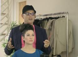 Video tạo kiểu tóc cao cho cô dâu trẻ trung quyến rũ