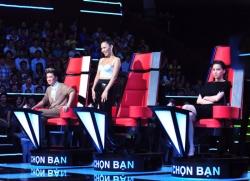 Trực tiếp The Voice 2012 tập 2