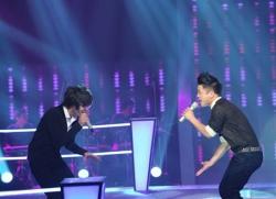 Vòng đối đầu The Voice 2012: Khán giả