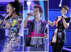 Gala 8 Vietnam Idol: Bảo Trâm, Hoàng Quyên đua nhau tỏa sáng