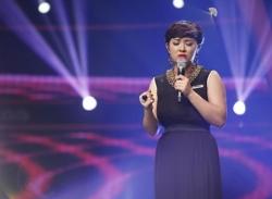 Bảo Trâm nghẹn ngào hát chia tay Vietnam Idol