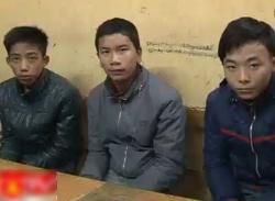 Bắt khẩn cấp 3 tên cướp giật tuổi teen
