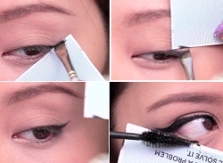 Video: Mẹo make-up chống lem với cardvisit