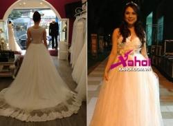 Lý do thử váy cưới của Thanh Thảo