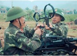Clip bộ đội Việt Nam diễn tập quân sự lớn nhất từ 1975 tới nay