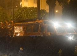 Đà Nẵng: Mưa gió vần vũ, cúp điện toàn thành phố