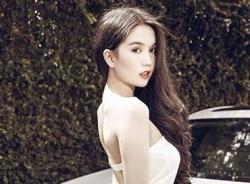 Clip hậu trường chụp ảnh thời trang mới nhất của Ngọc Trinh