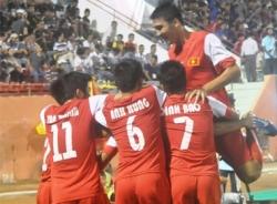 Thắng đương kim vô địch 5 sao, U21 Việt Nam vào chung kết