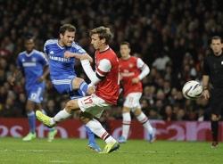 Video Arsenal - Chelsea: Cái tát trời giáng