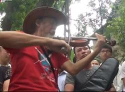 Tiếng nhạc Hồn tử sĩ réo rắt trước giờ tưởng niệm Đại tướng