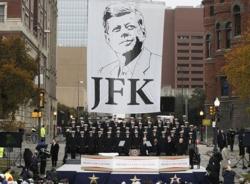 Nước Mỹ tưởng nhớ 50 năm ngày mất của Kennedy