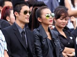 Sự thật clip bị tông xe của Johnny Trí Nguyễn và Thanh Hằng