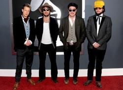 Grammy 2013: Mumford & Son ẵm giải lớn