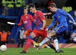 Europa League đêm qua: Bóng đá Anh đại thắng