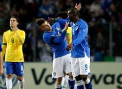 Balotelli và làn gió mới ở đội tuyển Italia