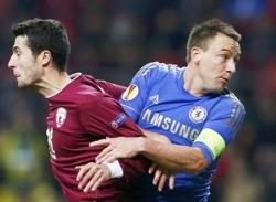 Europa League đêm qua: Người Anh muối mặt