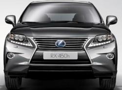 Lexus RX 2013: Yêu từ cái nhìn đầu tiên