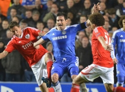Chelsea - Benfica (01h45 16/5): Thắng để