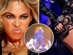 Beyonce nổi đóa vì bị fan cuồng sàm sỡ