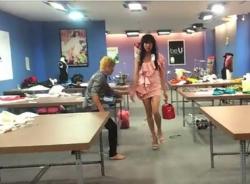 Rò rỉ clip thí sinh bị nghi đồng tính Project Runway Vietnam giả gái