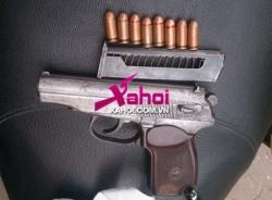 Clip 141: Toàn cảnh vụ bắt giữ 2 đối tượng tàng trữ súng K59