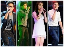 Tập 3 vòng Giấu mặt Giọng hát Việt 2013: 4 HLV tung chiêu