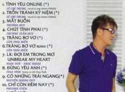 Nghe 2 ca khúc dẫn đến Đàm Vĩnh Hưng bị tố