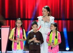 The Voice Kids tập 3 vòng Đối đầu: Phương Mỹ Chi đi tiếp