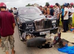 Đại gia Thạch là người lái Rolls–Royce 40 tỷ đâm chết 2 người