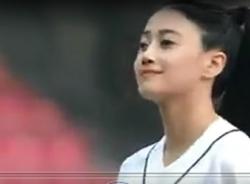Thiếu nữ xinh đẹp chơi bóng chày cực đỉnh