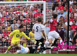 Video Arsenal - Tottenham: Người hùng Giroud