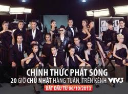 Vietnam's Next Top Model 2013 chính thức tung trailler