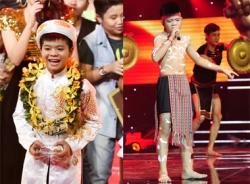 Chặng đường trở thành quán quân The Voice Kids 2013 của Quang Anh