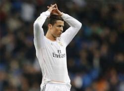 Ronaldo thi đấu vô duyên, Real chỉ thắng nhẹ