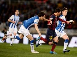 Barca sẽ đối đầu Real tại chung kết Cúp nhà vua Tây Ban Nha