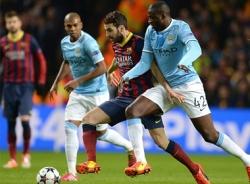 Video Man City – Barca: Chiếc thẻ đỏ oan nghiệt