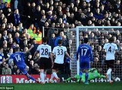 Cờ đã đến tay... Chelsea bứt phá