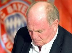 Chủ tịch Bayern bị tuyên án 3 năm rưỡi tù giam