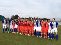 U19 Việt Nam thua ngược U19 Birmingham trên đất Anh