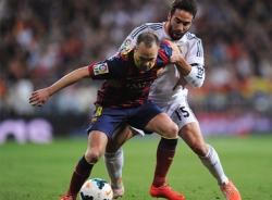 Real – Barca: Trận đấu điên rồ