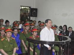 Phúc thẩm vụ án Dương Chí Dũng: Hồi hộp trước giờ tòa tuyên án