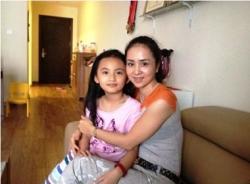 Cựu hoa khôi wushu Thúy Hiền nén nỗi đau tình vì con cái