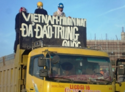 6.000 người xô xát ở Vũng Áng vì câu nói kích động