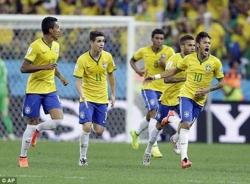 Video bàn thắng Brazil - Croatia: Đại tiệc hấp dẫn