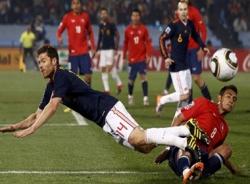 Video TRỰC TIẾP WORLD CUP 2014: Tây Ban Nha vs Chile