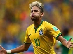 Video bàn thắng Brazil - Cameroon: Thuần phục Sư tử