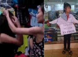 Nữ sinh ăn cắp và những hình phạt gây ám ảnh