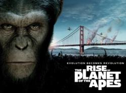Mãn nhãn với công nghệ quay phim 3D trong 'Sự khởi đầu của hành tinh khỉ'